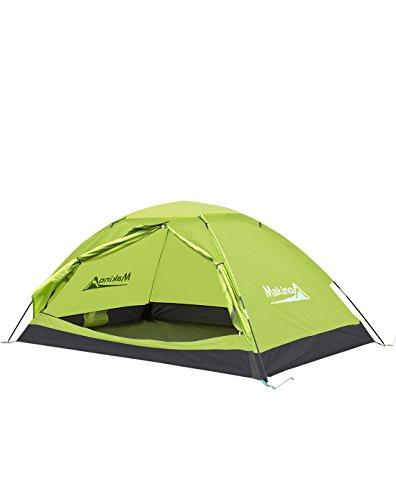 マキノ アウトドア ツーリング 2人用 テント