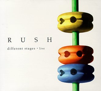 Rush - Different Stages Live - Zortam Music