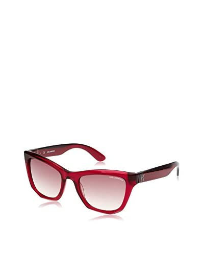 Lagerfeld Gafas de Sol KL870S (51 mm) Rojo