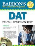 Barrons DAT: Dental Admissions Test (Barrons How to Prepare for the Dental Admissions Test (Dat)) [Paperback]