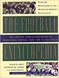 The Football Encyclopedia: The Complete History of Professional Football from 1892 to the Present (0312114354) by Neft, David S.