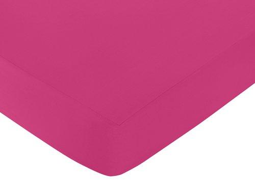 Hot Pink Chevron Bedding 175200 front