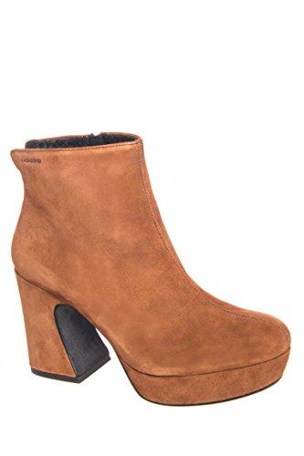 Tereza Mid Heel Platform Bootie