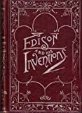 img - for Edison and His Inventions book / textbook / text book
