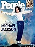 Michael Jackson, People Magazine Special Double Tribute Issue; July 13, 2009 (The Talent and Tragedy: Michael Jackson, His Life in Pictures)