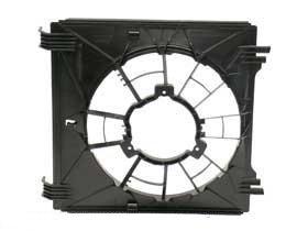 Porsche 986 996 radiator Auxiliary Fan shroud Frame LEFT or RIGHT