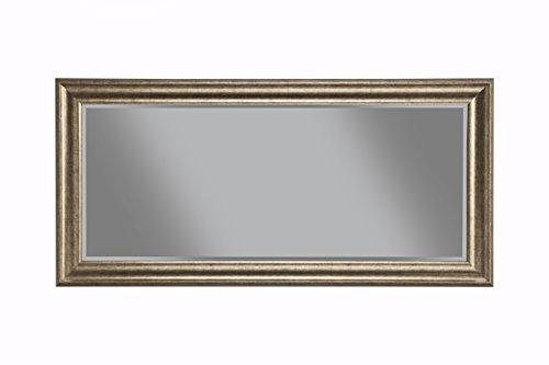 Sandberg Furniture 14111 Full Length Leaner Mirror Frame, Antique Gold 1