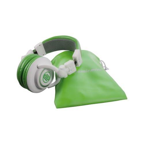 Reloop RHP-10 greenの写真02。おしゃれなヘッドホンをおすすめ-HEADMAN(ヘッドマン)-