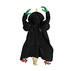Wizard of Oz - Wicked Witch Flying Into Tree Halloween Prop