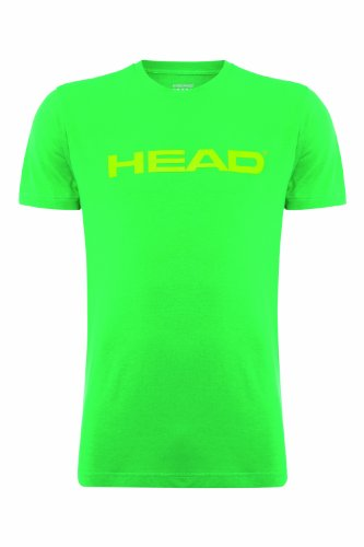 Head Club Men Ivan T-Shirt grün/gelb