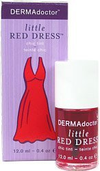DERMAdoctor Little Red Dress - Rejuvenating Chic Tint - 0.4 oz