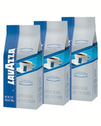 "Lavazza Italian ""Gran Filtro"" Coffee Whole Beans (3 x 2.2 lb bags)"