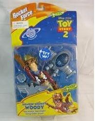 Rocket Force Soarin' Sheriff Woody