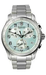 Victorinox Swiss Army Chrono Classic Mother-of-Pearl Womens watch #249053<br />