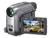 Sony DCR-HC39E Handycam MiniDV Camcorder [1Mp, 12x Optical, 2.7