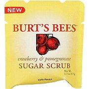 Burt's Bees Sugar Scrub, Cranberry & Pomegranate 8 oz (226.5 g)