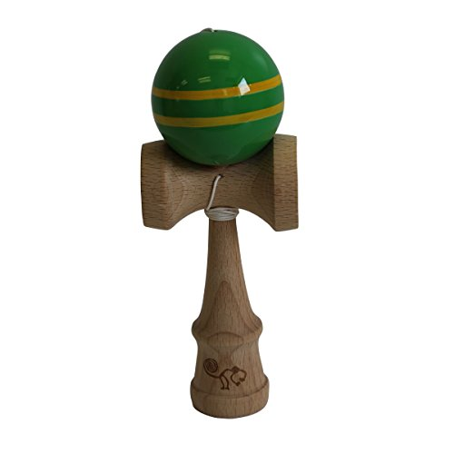 Japanese Toys And Games : Simian kendama traditional japanese toy