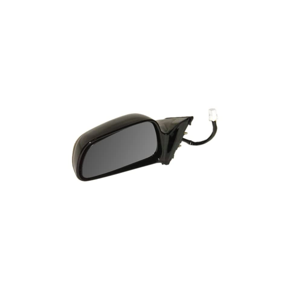 OE Replacement Mitsubishi Galant Driver Side Mirror Outside Rear View (Partslink Number MI1320123)
