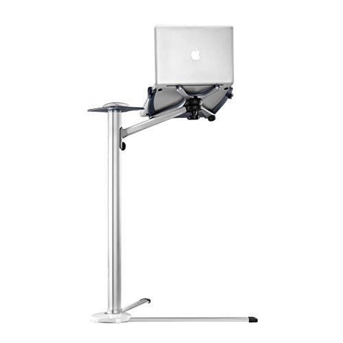Viozon Height Adjustable Notebook Floor Stand,Applicable to 10~15inch notebook