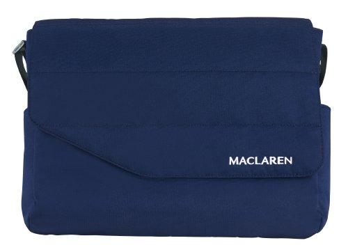 Maclaren Messanger Bag, Medieval Blue