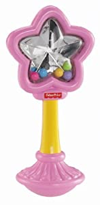 Fisher-Price Discover N' Grow Rattle Fairy Wand