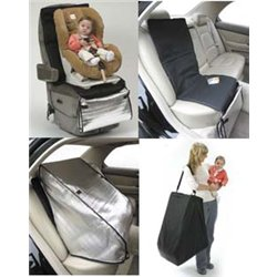 JL Childress 4 'N 1 Car Seat Travel System, Black (Discontinued by Manufacturer) (Discontinued by Manufacturer)
