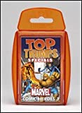 Top Trumps - Specials - Marvel Comic Heroes 3