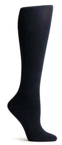 HUE Women's Flat Knit Knee Sock