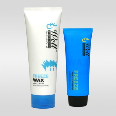 Mowell Freeze Wax Hair Styling  Strong Hold Hair Wax for