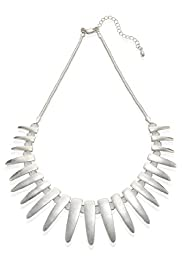 Pointed Collar Necklace