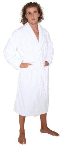 Arus Men's Deluxe Style 24 oz Heavy Shawl Collar Turkish Bathrobe