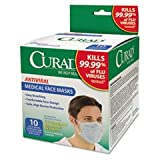 Curad CUR384S Biomask Antiviral Isolation Mask