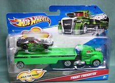 Hot Wheels - Fright Freighter (Hot Wheels Semi Truck compare prices)