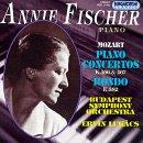 アニー・フィッシャー独奏 モーツァルト協奏曲第20番・21番他の商品写真