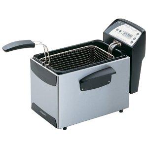 NATIONAL PRESTO INDISTRIES, Presto ProFry Digital Deep Fryer (Catalog Category: Small Appliances / Home Appliances)