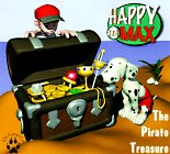 Happy and Max the Pirate Treasure (Kids Interactive)