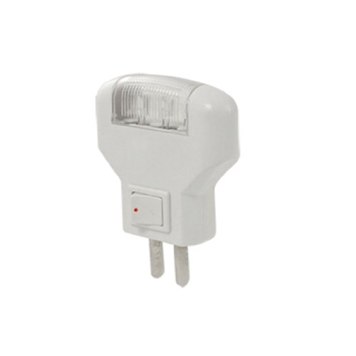 Home 3 Led Bulbs White Night Light Decoration Us Plug Ac110V - 220V