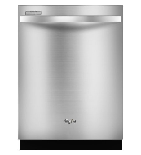 "Whirlpool WDT710PAYM Gold 24"" Stainless Steel Full"