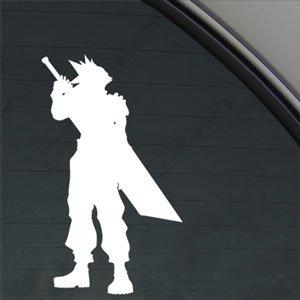 Final Fantasy XIII Decal Cloud Dissidia Car Sticker