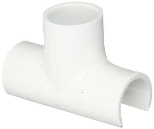 """Spears 463 Series Pvc Snap-On Saddle, Schedule 40, 3/4"""" Ips Od X 3/4"""" Socket"""