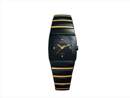 Rado orologio analogico da donna, al quarzo, ceramica 318.0726.3.171
