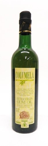 Columela Extra Virgin Olive Oil, 17-Ounce by Columela