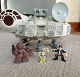 MILLENNIUM FALCON Star Wars OTC Galactic Heroes