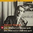 Prokofiev/Scriabin:Sonatas