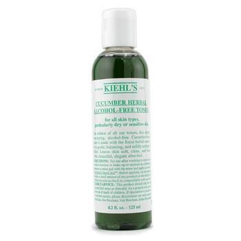 Exclusive By Kiehl's Cucumber Herbal Alcohol-Free Toner (Dry or Sensitive Skin )