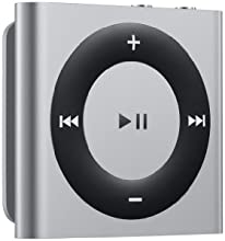 Apple iPod shuffle 2 GB MP3-Player (Modell 2010/11) silber