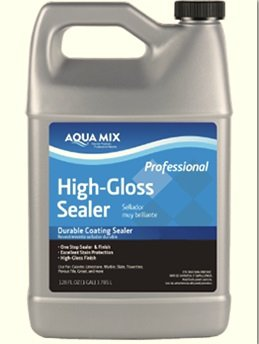 Aqua Mix High Gloss Sealer - Gallon (Aqua Mix High Gloss Sealer compare prices)