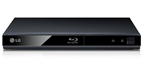 Best Price! LG BP135 Blu-ray DVD Disc Player 1080p with Direct USB Recording & Playback (Certifi...