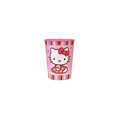 Hello Kitty Party Plastic Party Cup (each) - Party Supplies