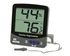 Digital Temperature/Hygrometer